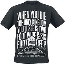 Bring Me The Horizon - Grave, T-Shirt