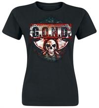 G.O.N.D. - 2016, Girl-Shirt