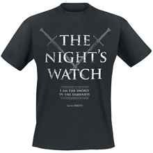 Game Of Thrones -  The Night´s Watch, T-Shirt