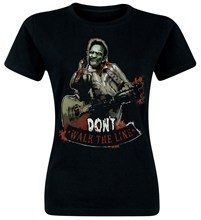 Not Alive - Dont Walk The Line, Girl-Shirt