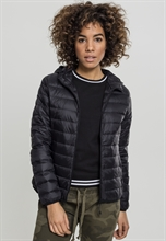Urban Classics - Basic Hooded Down, Jacke