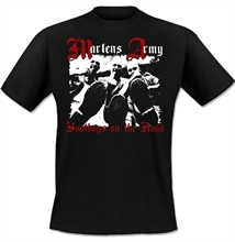 Martens Army - Bootboys on the road, T-Shirt