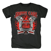 Johnny Cash - Ring Of Fire, T-Shirt