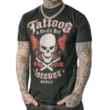 Badly - Tattoos Forever, T-Shirt