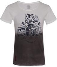 King Kerosin - Ride Fast Die Last, T-Shirt schwarz