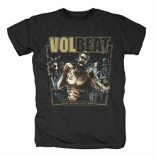 Volbeat - Seal The Deal & Lets Boogie Cover, T-Shirt