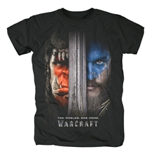Warcraft - Two Worlds One Home, T-Shirt