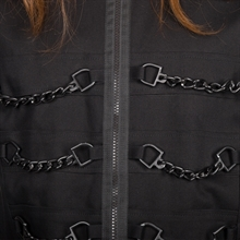 Black Pistol - Chain Shirt Denim, Shirt
