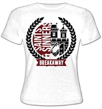 Saints & Sinners - Breakaway, Girl-Shirt