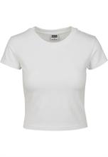 Urban Classics - Cropped Tee, Girl-Shirt