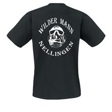 Wilder Mann - Logo, T-Shirt