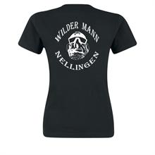 Wilder Mann - Logo, Girl-Shirt