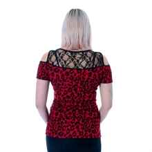 Poizen Industries - Leo Lace, Girl-Shirt