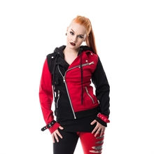 Heartless - Jester Jacket, Kapuzenjacke