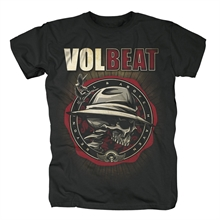 Volbeat - Beyond Shild Logo, T-Shirt