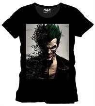 Batman Arkhan Origins - Joker Face, T-Shirt