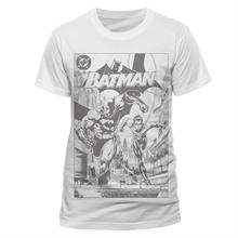 Batman - B&W Comics, T-Shirt
