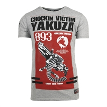 Yakuza - Chockin Victim, T-Shirt