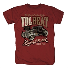 Volbeat - Louder & Faster, T-Shirt