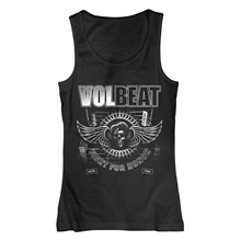 Volbeat - Fight for Honor, Girl-Top