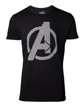Avengers Infinity War - Logo, T-Shirt