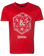 Dungeons & Dragons T-Shirt Wizards
