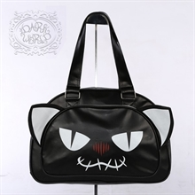 Dark World - Kitty, Schultertasche