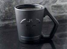 DC Comics - Shaped Batman, Tasse