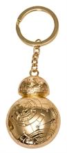 Star Wars - Golden BB-8, Schlüsselanhänger