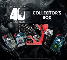 Alien 40th Anniversary Collector Geschenkbox