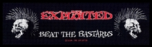 Exploited - Beat The Bastards, Superstrip-Aufnäher