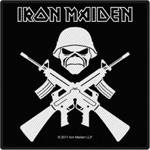 Iron Maiden - A Matter Of Life And Death, Aufnäher