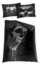 Spiral - Skull Scroll, Bettwäsche