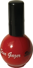 Stargazer - Red, Nail Polish