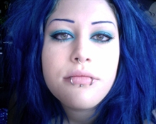 Manic Panic - Shocking Blue, Haartönung