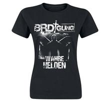 Brdigung - Wahre Helden, Girl-Shirt
