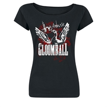 Gloomball - The Distance, Girl Boatneck