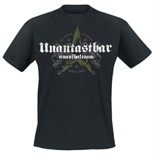 Unantastbar - Yellow Star, T-Shirt