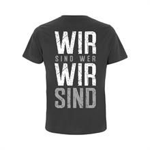 Willkuer - Wir sind wer wir sind, T-Shirt