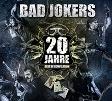 Bad Jokers - 20 Jahre (Best Of) CD