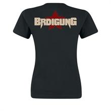 Brdigung - Zeitzünder Cover, Girl-Shirt