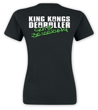 King Kongs Deoroller - Gute Besserung, Girl-Shirt
