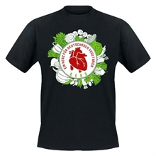 King Kongs Deoroller - Ein Herz für Deutschrockvegetarier, T-Shirt