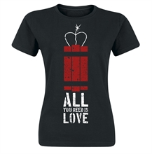 Hämatom - All you need is love, Girl-Shirt