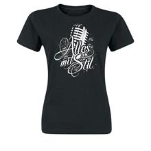 Alles mit Stil - Classic, Girl-Shirt