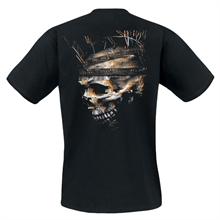 Local Bastards – Krone der Schöpfung, T-Shirt (farbiger Druck)