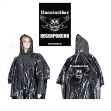 Unantastbar - Regenponcho (10 Stück)