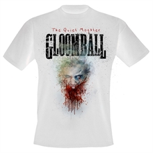 Gloomball - The Quiet Monster, T-Shirt