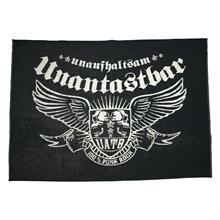Unantastbar - Logo, Badetuch