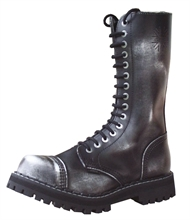 Steel - Rub Off, 15-Loch Boots
